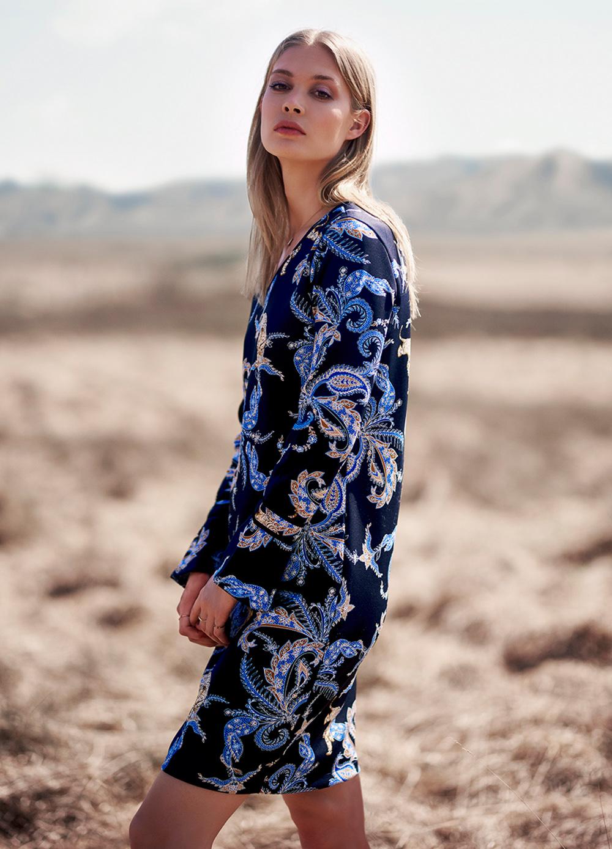 Hochwertige Schicke Damenmode Online Tramontana Shop Kleid