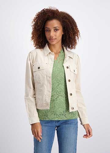 Jacket Ribcord