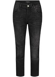 Jeans met Stud Details