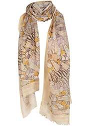 Sjaal met Art Deco Print