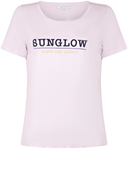 T-shirt Sunglow
