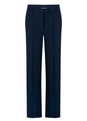Pantalon met Brede Pijpen