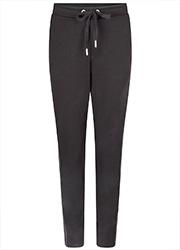 Sportieve Zwarte Pantalon