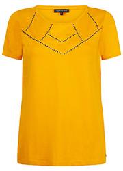 T-Shirt met Studs