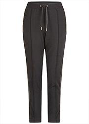 Sportieve Pantalon met Pintuck