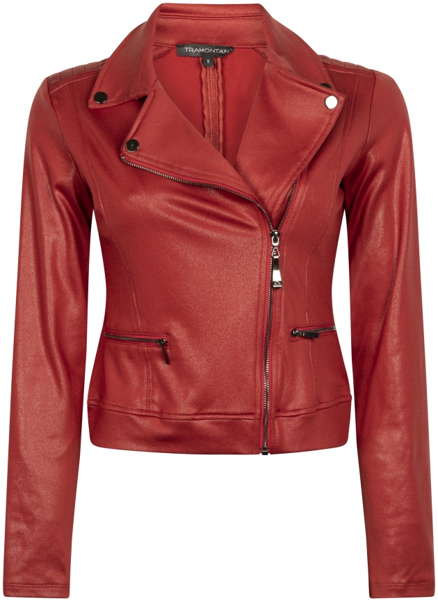 Tramontana-Jacket Biker Coated-Q19-96-801