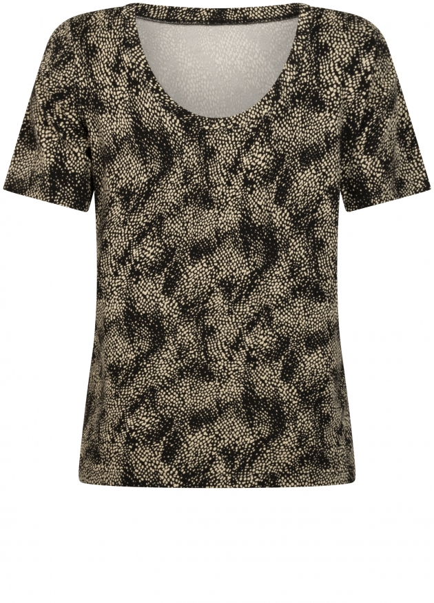 Tramontana-Reversible T-Shirt -D10-98-402