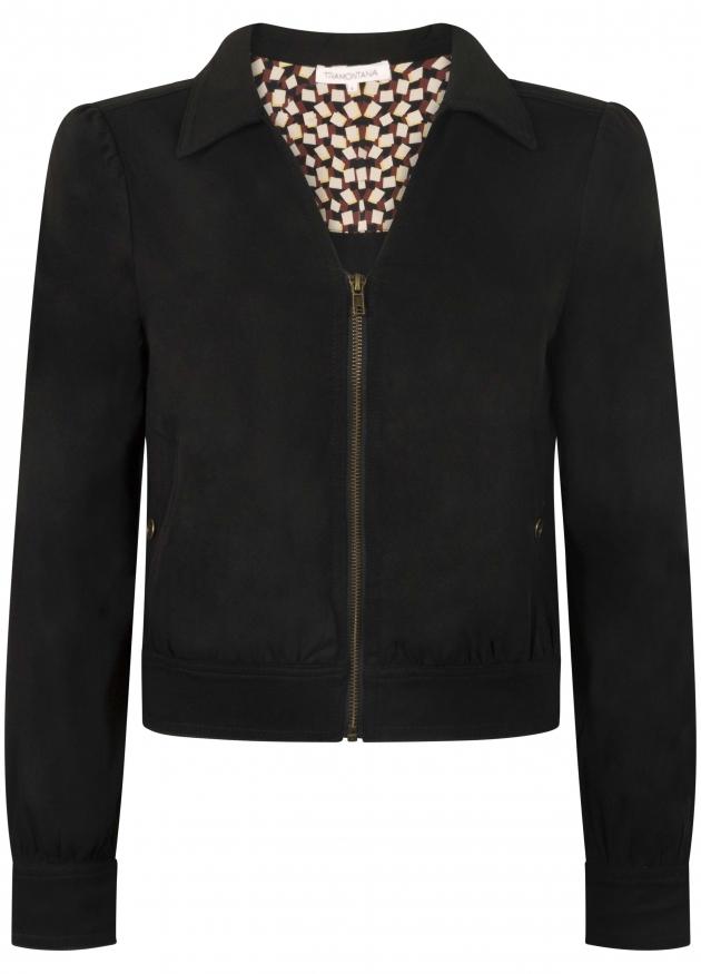 Tramontana-Jacket met Ritssluiting-C05-99-801