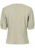 Tramontana-Jersey Broderie Blouse -C11-99-401-2